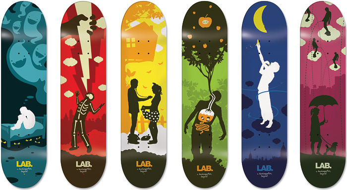lab Kindergarten all1 LAB Skateboards
