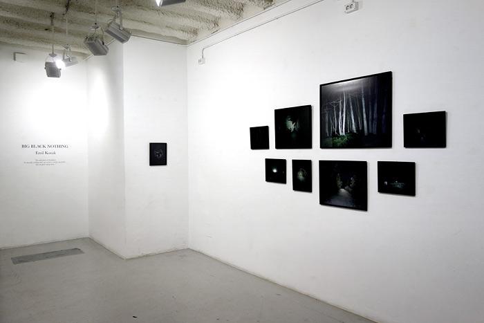 DSC07444 Big Black Nothing Exhibition