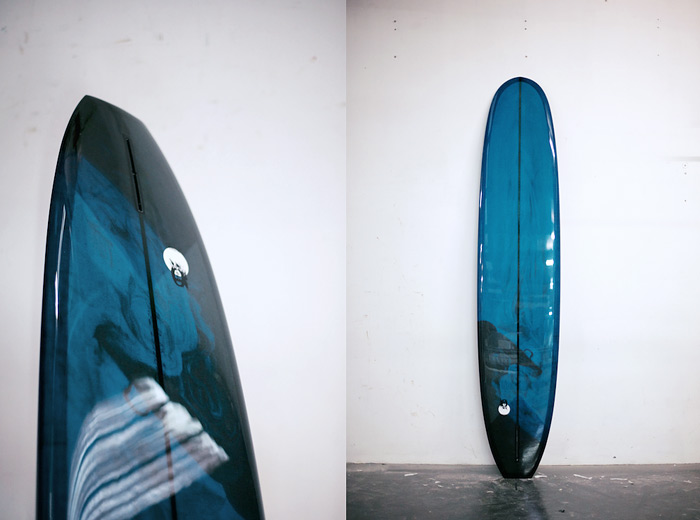 puk3 TwoThirds surfboards