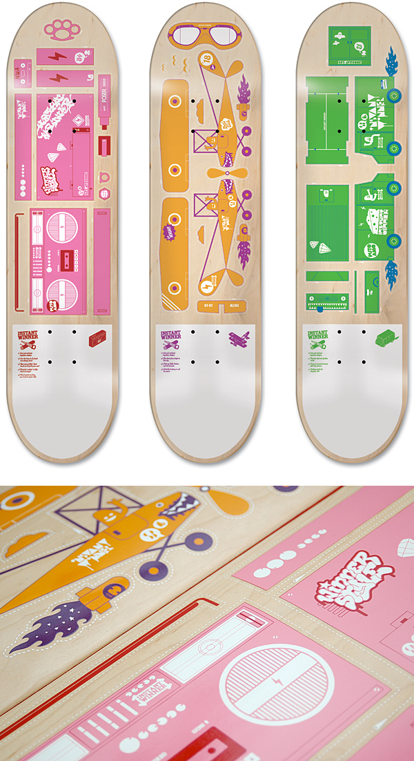 iw new Misc. Skateboards